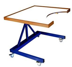 mesa para silla de ruedas