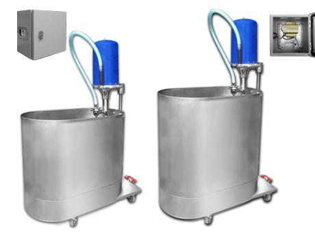 turbion 120 litros para fisioterapia